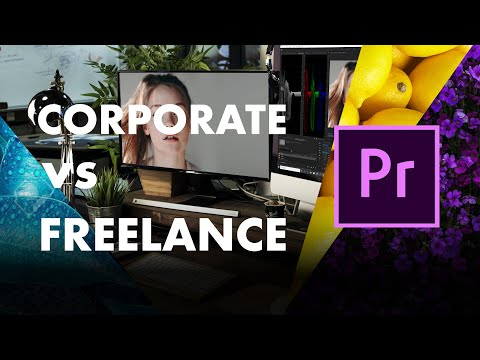 Corporate Vs Freelance Video Editing