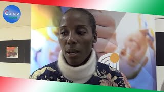 Larissa Iapichino / Video, la figlia di Fiona May vola a 6.38 e l'ex atleta urla di gioia!