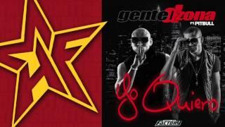 """Gente de Zona feat Pitbull """"YO QUIERO"""" (Si Tu Te Enamoras)"""