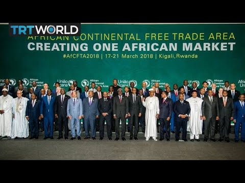 African nations poised to create the largest free trade area in the world | Money Talks