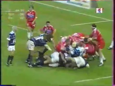 Rugby Stade francais Colomiers finale 2000