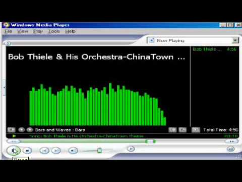 "Bob Thiele And His Orchestra-Theme From ""China Town"""