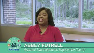 Education Matters Ep 77 Leadership Spotlight - Abbey Futrell 10/6/18