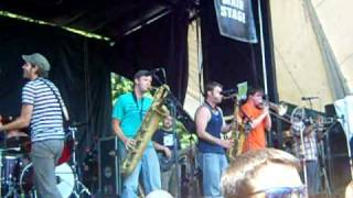 Warped Tour 2010, Streetlight Manifesto-The Receiving End Of It All