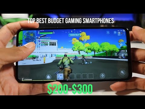 Top 5 Best Budget Gaming Smartphones For $200-$300 In 2020! (Updated)