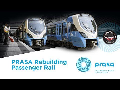 PRASA Rebuilding Passenger
