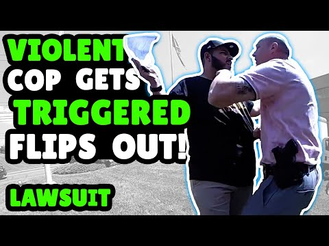 Cops Fail Miserably – Violate Man's Rights TWICE In One Day