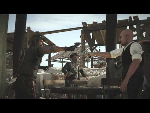 "Red Dead Redemption Official Trailer ""My Name is John Marston"""