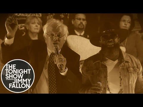 Frankie P - Bernie Sanders Performs Old Town Road