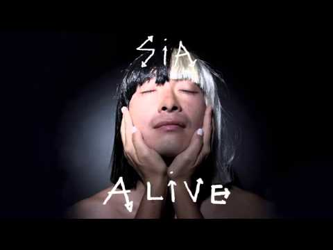 Sia - Alive (Audio Oficial)