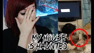 STRANGE HAUNTED HOUSE HORROR STORY | STORYTIME - REAL FOOTAGE | Alex Dorame