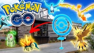 NEW POKEMON THIS WEEK!!! - POKEMON GO