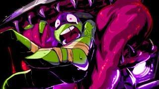 HOW DONATELLO GOT EATEN BY A DEMON - Teenage Mutant Ninja Turtles Legends Horror Episode #64