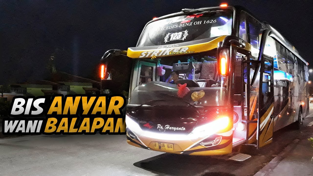 Konvoy Berujung Trouble Naik Haryanto Wayang Terbaru Hr 123 Striker Rombongan 19 Orang Youtube