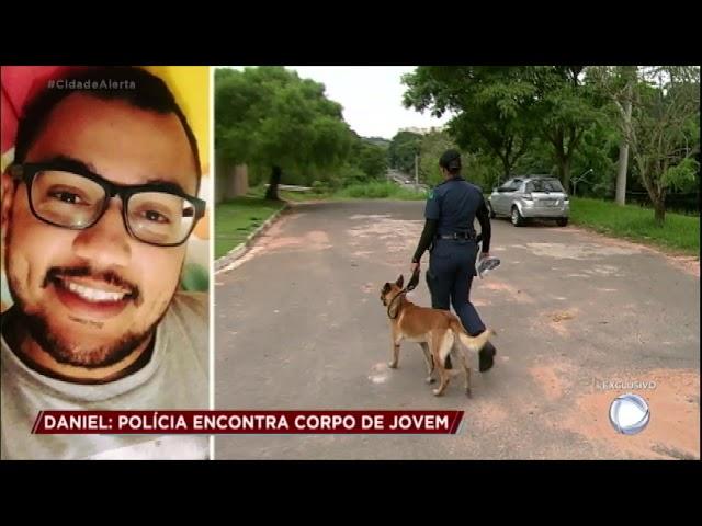 Caso Daniel: polícia encontra corpo do jovem em matagal