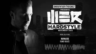 Brennan Heart presents WE R Hardstyle - November 2015