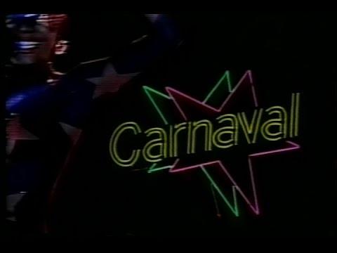Compacto Desfile das Escolas de Samba RJ 1987 - Manchete Vídeo