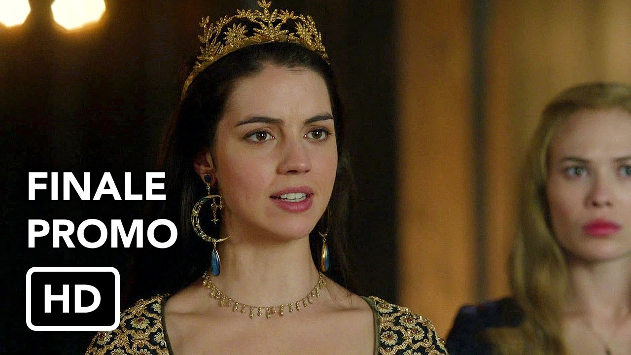 Reign 4x16 Extended Promo