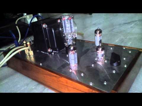 EL84 SET Amp
