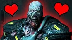 I found love in Resident Evil 3