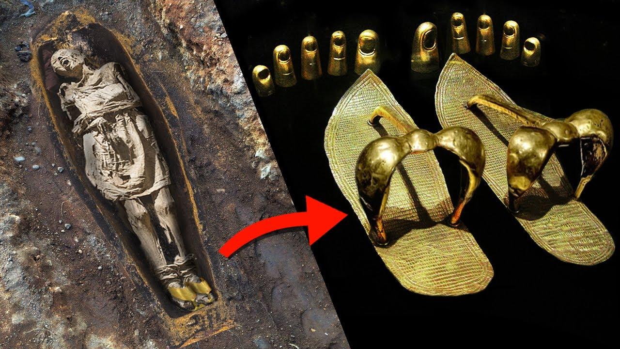 Download 11 Extraños Artefactos Dorados Del Rey Tut De Egipto QUE NO CONOCÍAS