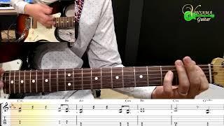[저 바다에 누워] 높은음자리 - 기타(연주, 악보, 기타 커버, Guitar Cover, 음악 듣기) : 빈사마 기타 나라