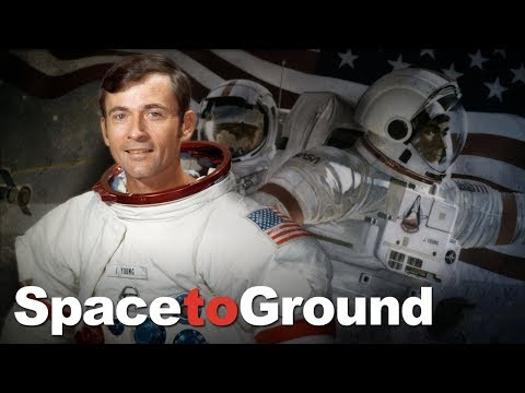 Space to Ground: Honoring a Legend: 11/16/2018