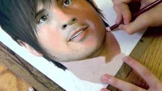 Drawing Anthony Padilla (Smosh)