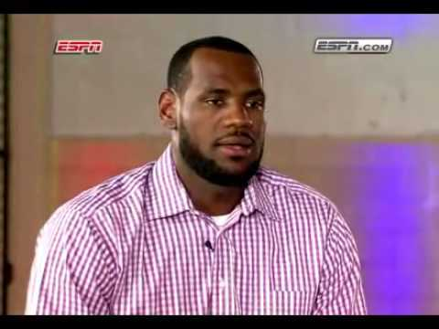 LeBron James Joins Miami Heat Full Interview [ESPN]
