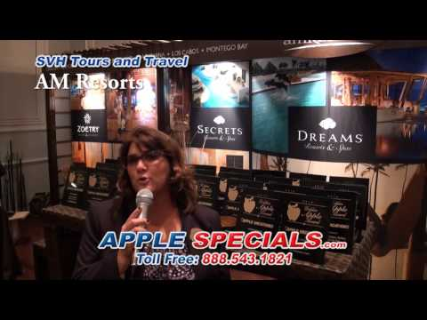 Apple Vacation's 2012 Awards Trade Show [SVHTravel]