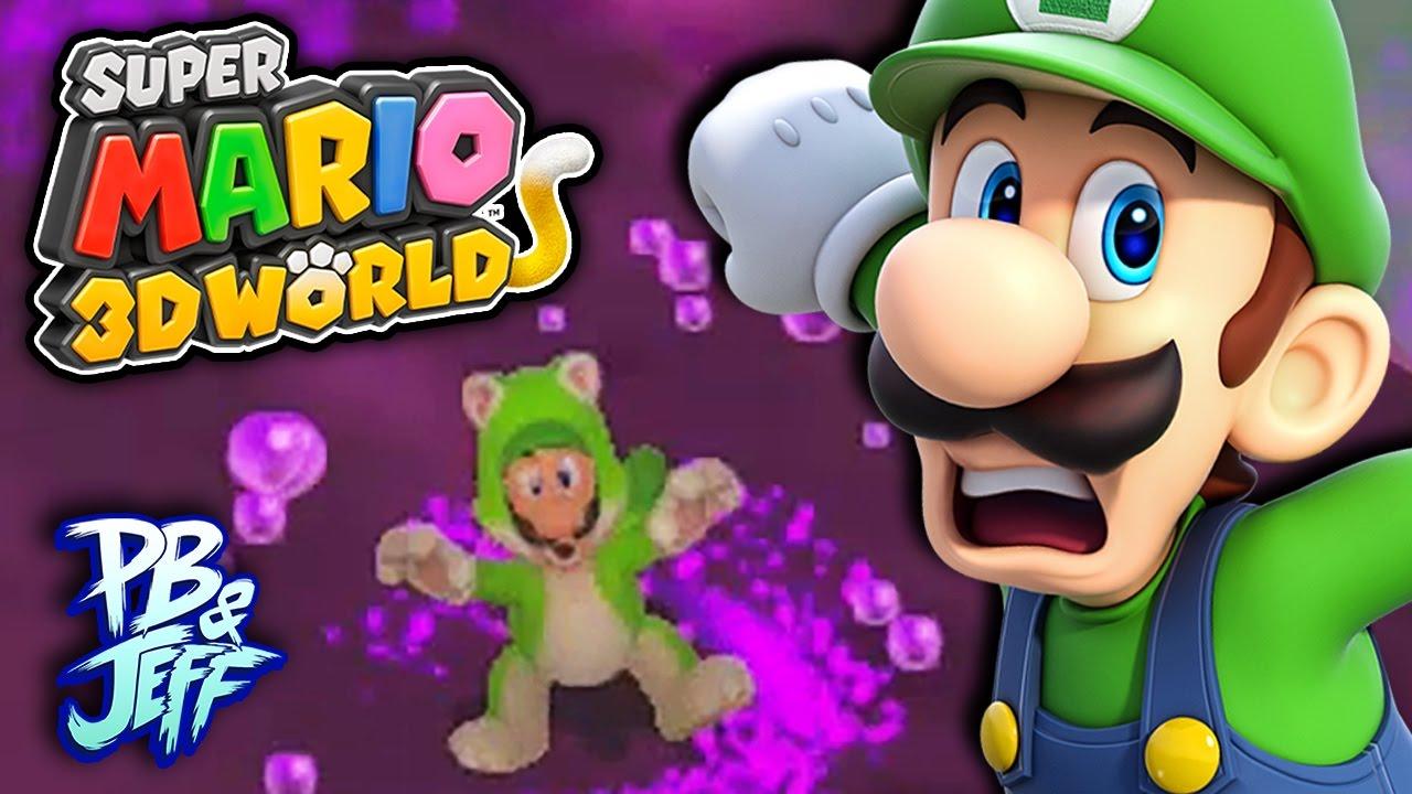 RAFT RIDIN'! - Super Mario 3D World   Wii U (Part 20) by PBGGameplay
