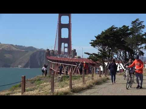 Hmong Travel to see Golden Gate Bridge/San Francisco 2017