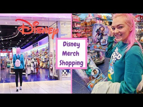 Shop With Me | Disney Merch Shopping in Primark, Disney Store & more!