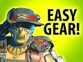 BLACK OPS 3 - HOW TO UNLOCK NOMAD CHUPACABRA GEAR
