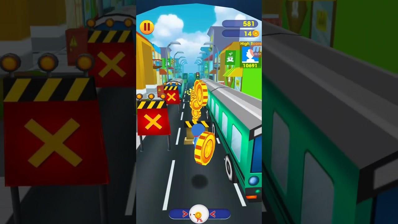 subway running game