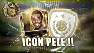 DOING 95 PELE ICON SBC!!!