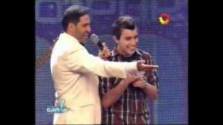 """Ramiro Hittaller - """"El témpano"""" - Soñando por cantar - 26/10/13"""