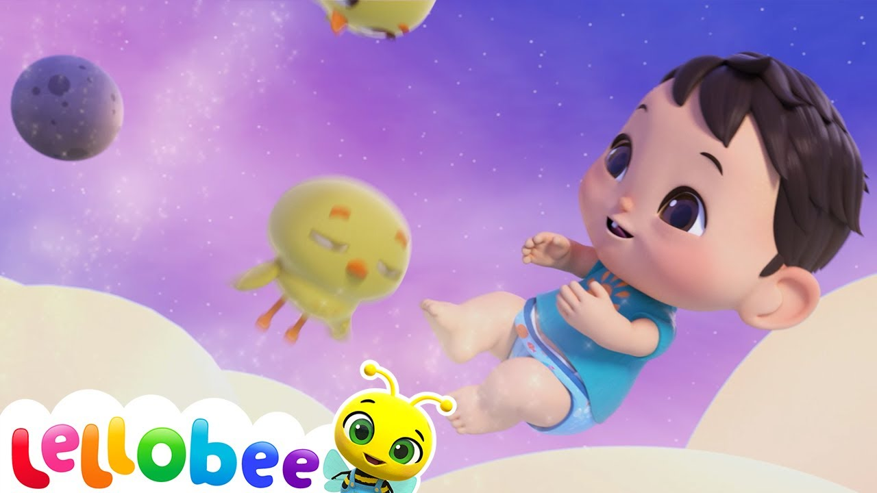 Bedtime Song   @Lellobee City Farm - Cartoons & Kids Songs   Lellobee