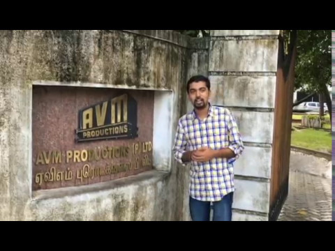 AVM Productions completes 70 Years - Documentary