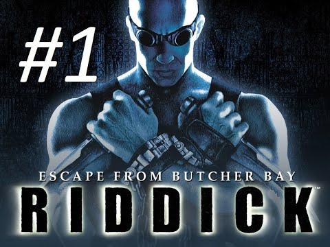 Хроники Риддика: Побег из Бухты Мясника / The Chronicles of Riddick - прохождение на русском №1 - Видео онлайн