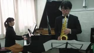 島村楽器ミュージックサロン瑞江 サックス講師『三浦 玲太』によるサッ...