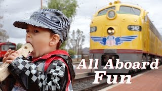 Baixar All Aboard Fun Channel Trailer - 2017