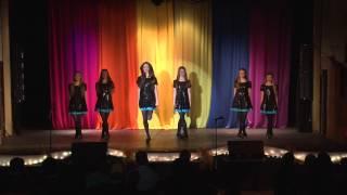 Nashville Irish Step Dancers 2014 - Champ Treble Reel