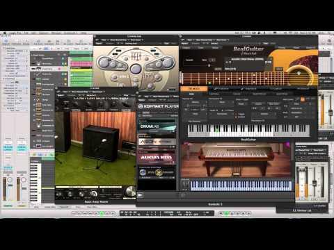 KG Versus U2 - New Year's Day (2014 Kris Graham Deep Mix V2 Work_In_Progress)