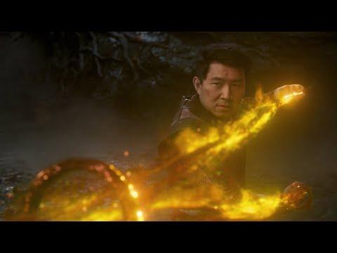 Shang-Chi et la Légende des Dix Anneaux - Nouvelle bande-annonce (VF)