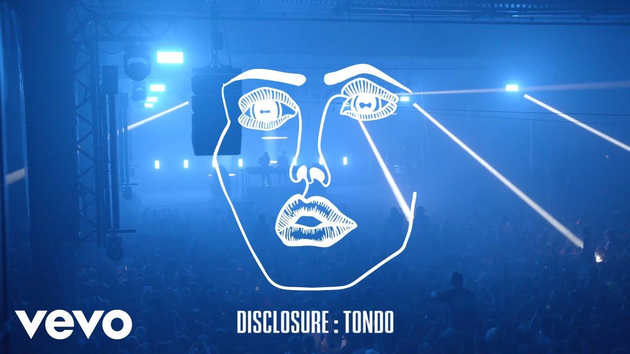 Disclosure, Eko Roosevelt - Tondo (Visualiser)