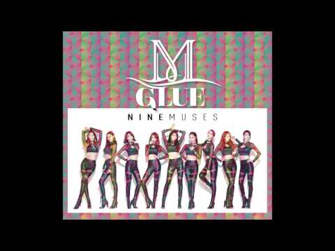 Nine Muses - Glue (OFFICIAL INSTRUMENT)