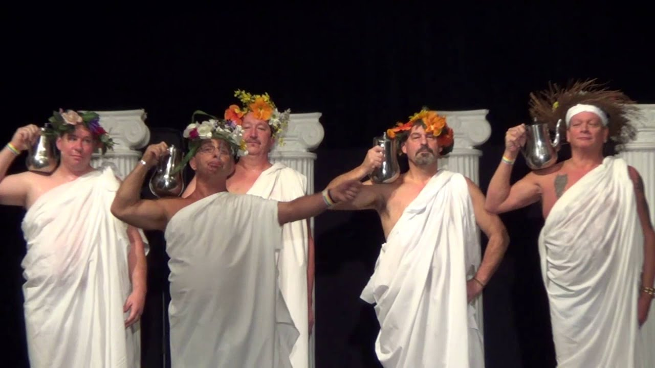 Toga Party Youtube