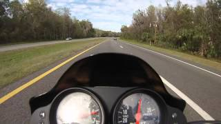 Turbo Buell XB HB Mount Trial
