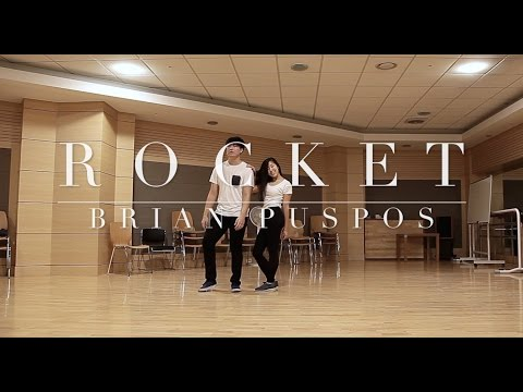 Rocket - Travis Garland (Brian Puspos Choreography) | Jenny Lee & Juyoung Oh Dance Cover